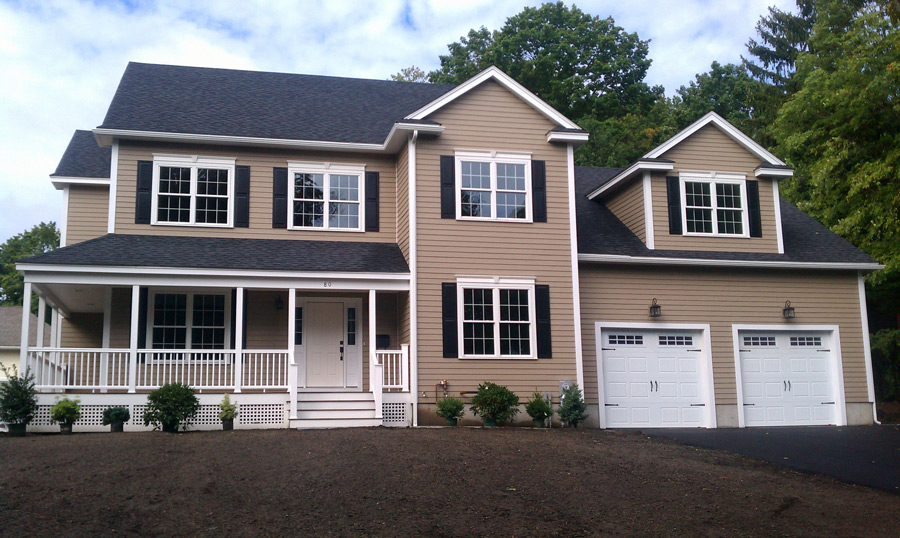 Residential cjm builders inc of wilmington ma for Residential home builder