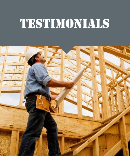 CJM Builders Customer Testimonials